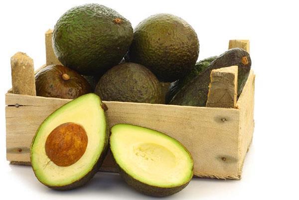 авокадо пригодный к употреблению