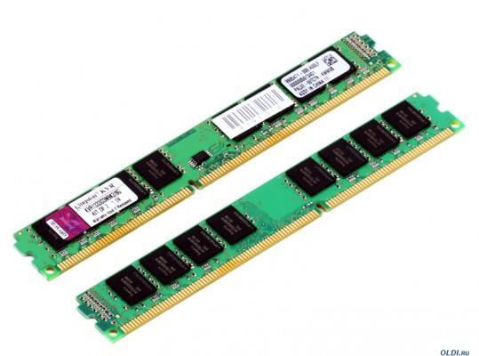 Память DDR3 8 Гб