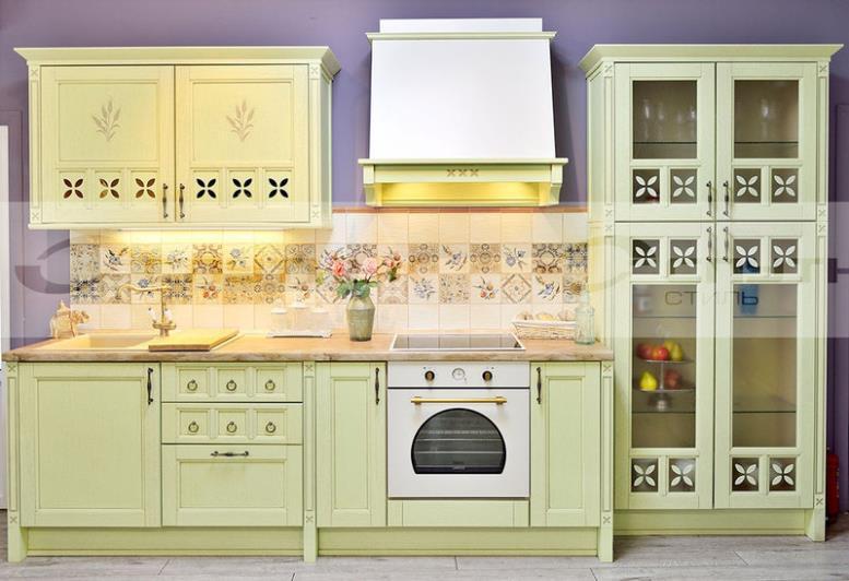 Кухни Спутник стиль
