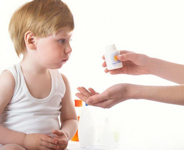 Лучшие витамины для детей — ТОП 6