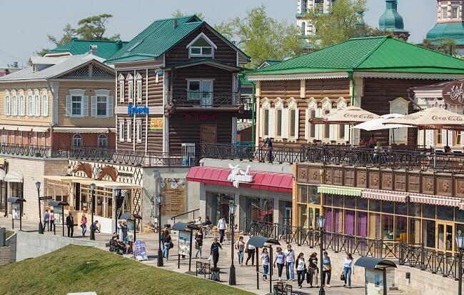 хостел в центре иркутска