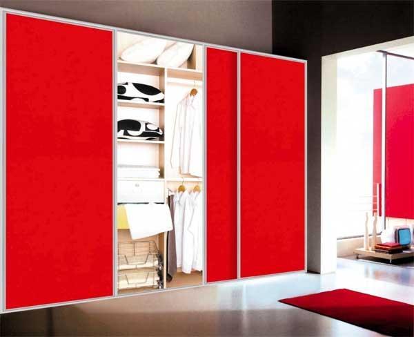 Как выбрать цвет для шкафа-купе