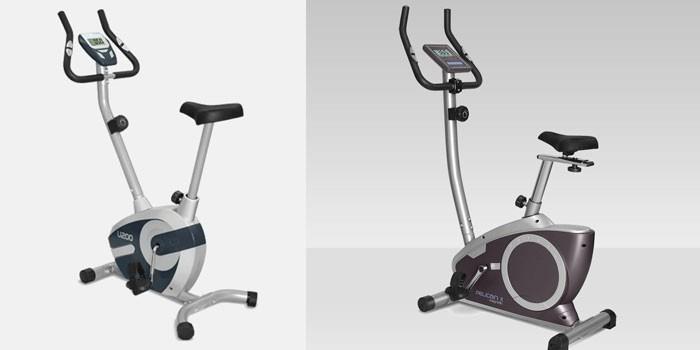 Домашние велотренажеры Carbon Fitness U200 и Oxygen Pelican II UB