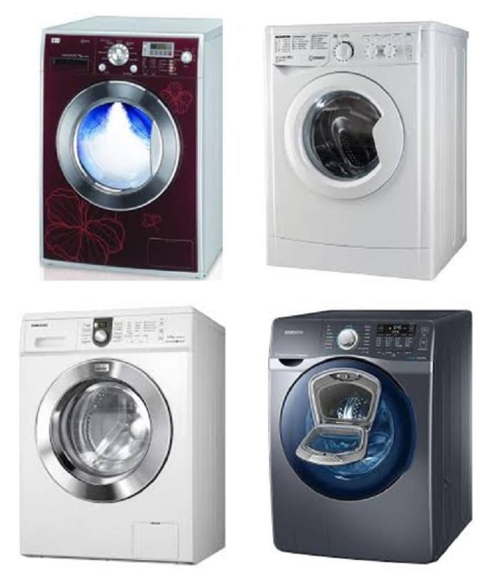 4 разных по ценовой категории машинок