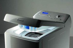 Вертикальная загрузка стиральных машин