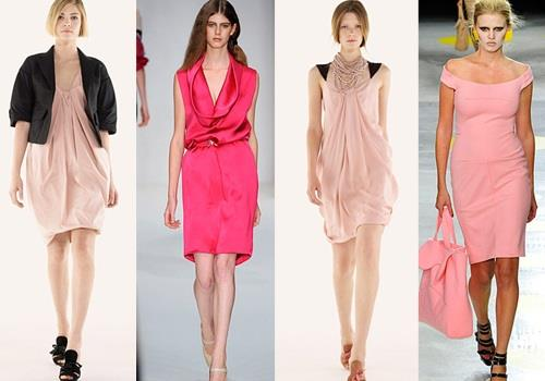 Значение розового цвета в одежде