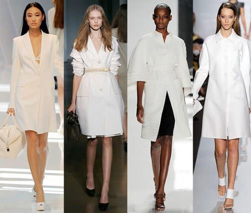 Значение белого цвета в одежде