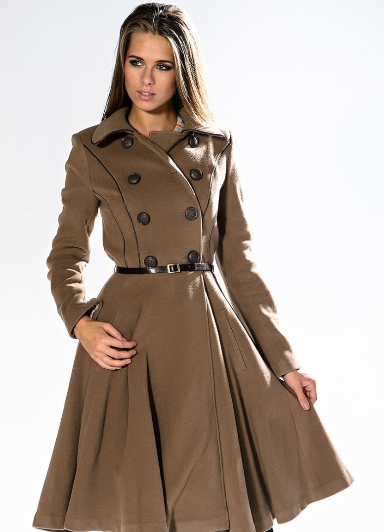 Выбрать фасон пальто