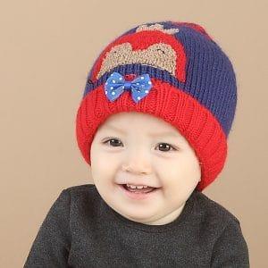 Выбор демисезонной шапки для детей