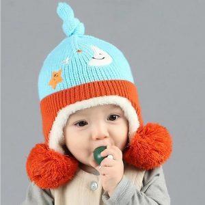 Как правильно выбрать зимнюю шапку для ребенка