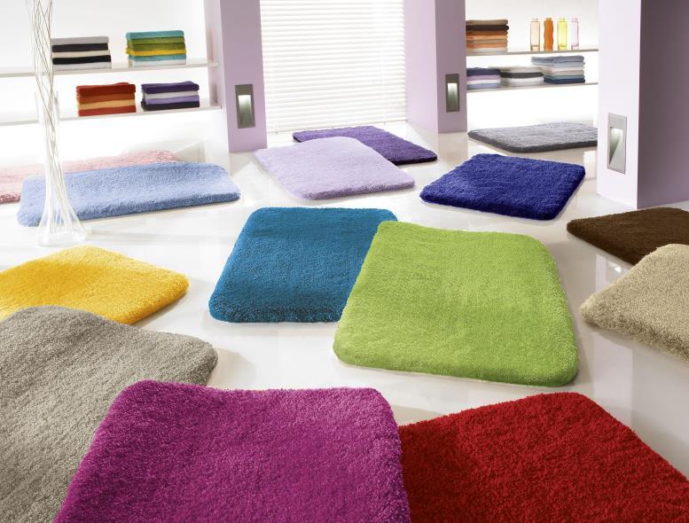 Цвета ковриков для ванны