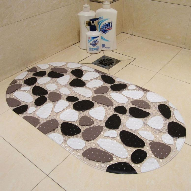 Резиновый коврик в ванную