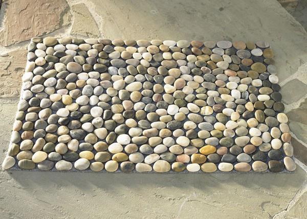 Коврик для ванной из камня