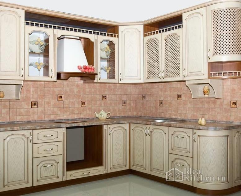 Секреты дизайна кухни в стиле прованс с реальными фото интерьеров
