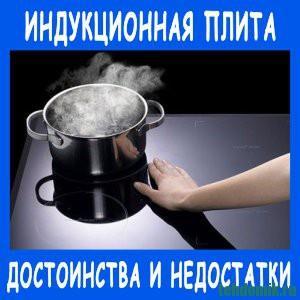 Принцип работы и недостатки индукционной плиты