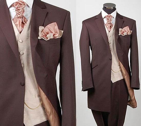 фрак - достойная замена классическому костюму