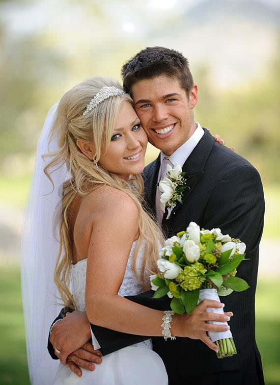 костюм жениха должен гармонировать с нарядом невесты