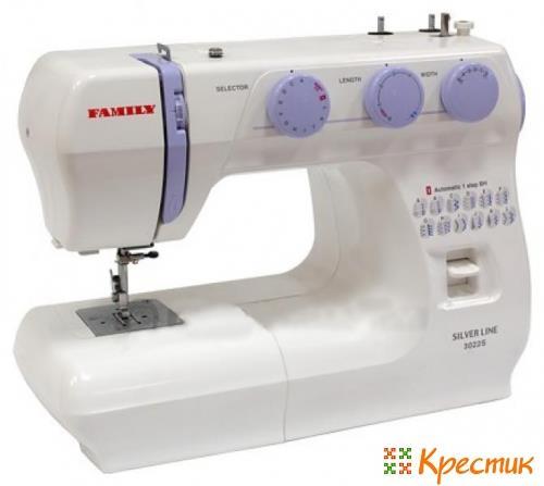 Швейная машинка Family как выбрать