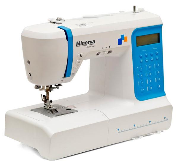 Швейная машинка с горизонтальным челноком