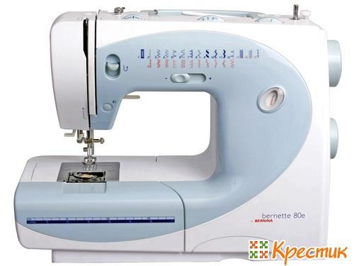 Швейная машинка Bernina как выбрать
