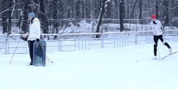 Как выбрать лыжи, ботинки и палки для классического хода