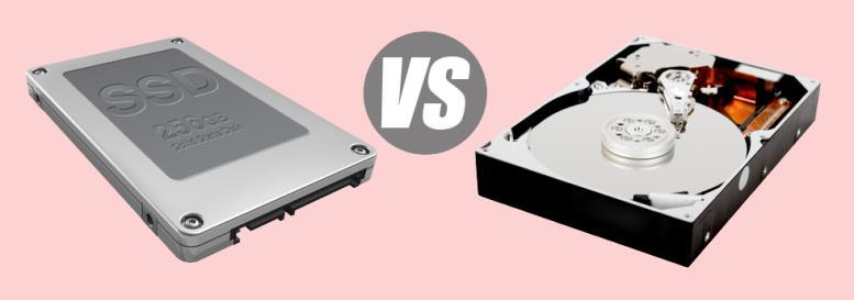 SSD и HDD разница