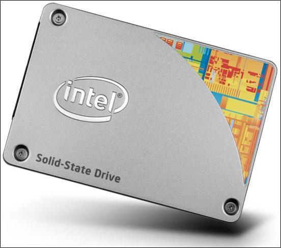 SSD-устройствo фирмы Intel