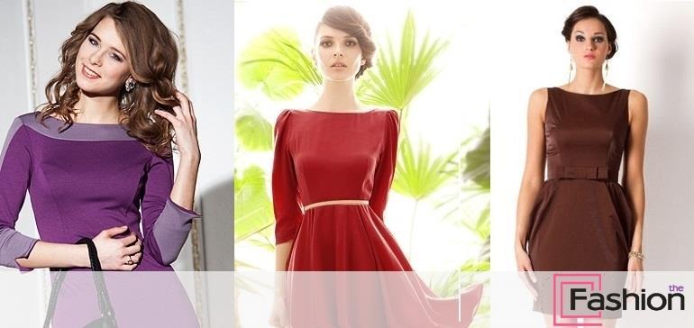 Как подобрать украшение к вырезу платья