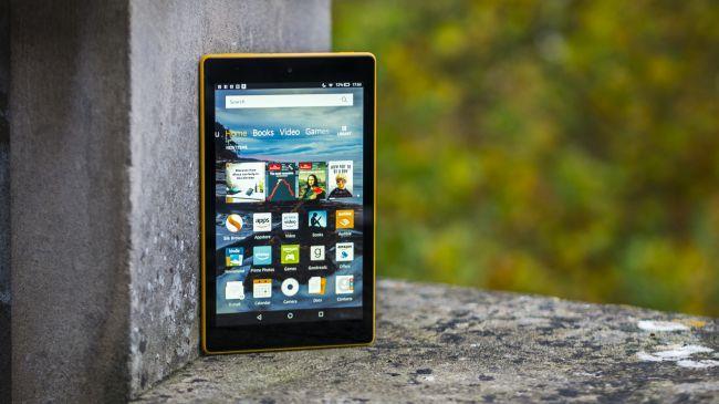 Android-планшет Amazon Fire HD 8 (2018)