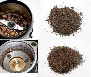 как выбрать тип кофемолки для зерновой кофемашины