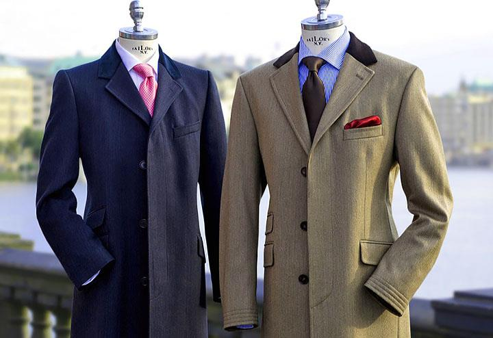 Как выбрать мужское пальто - советы по стилю для мужчин