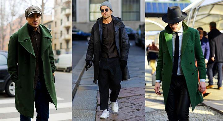 Как выбрать головной убор к пальто мужчине фото
