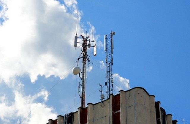 Вышка мобильного оператора