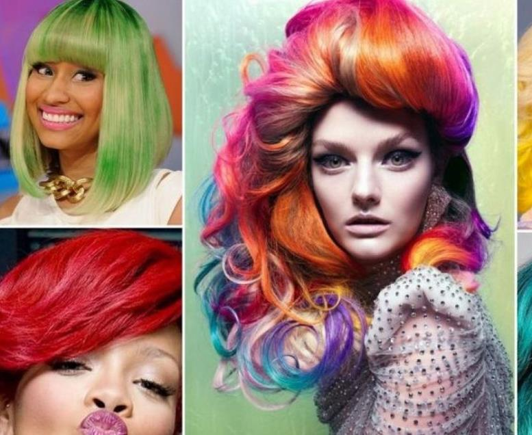 Тоник для волос цвета
