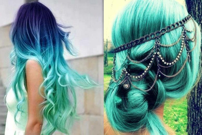 Тоник для волос красивые цвета