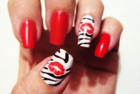 Дизайн - рисунки на ногтях фото