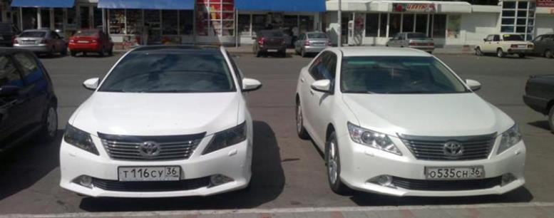 Какой цвет автомобиля выбрать   Белый цвет автомобиля