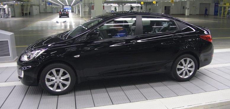 Какой цвет автомобиля выбрать   Черный цвет автомобиля