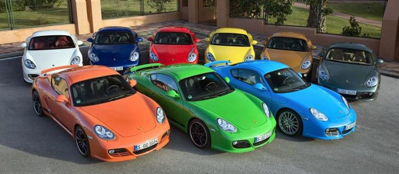 Какой цвет автомобиля выбрать   Самые безопасные цвета автомобилей
