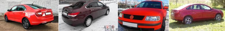 Какой цвет автомобиля выбрать   Красный цвет
