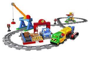 Комплектация железной дороги