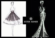 "Ester Abner. 26.10.13. Показ коллекции весна-лето 2014 ""Femme Fatale"""