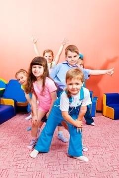 режим дня детского сада