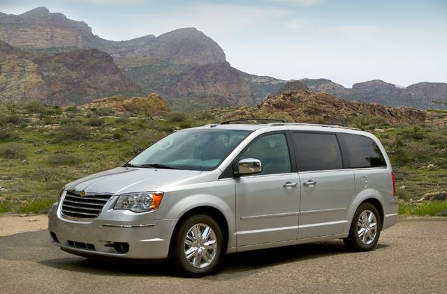 Фотография минивэна Chrysler Town&Country