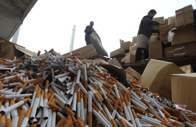 Искать хорошие марки сигарет бесполезно!