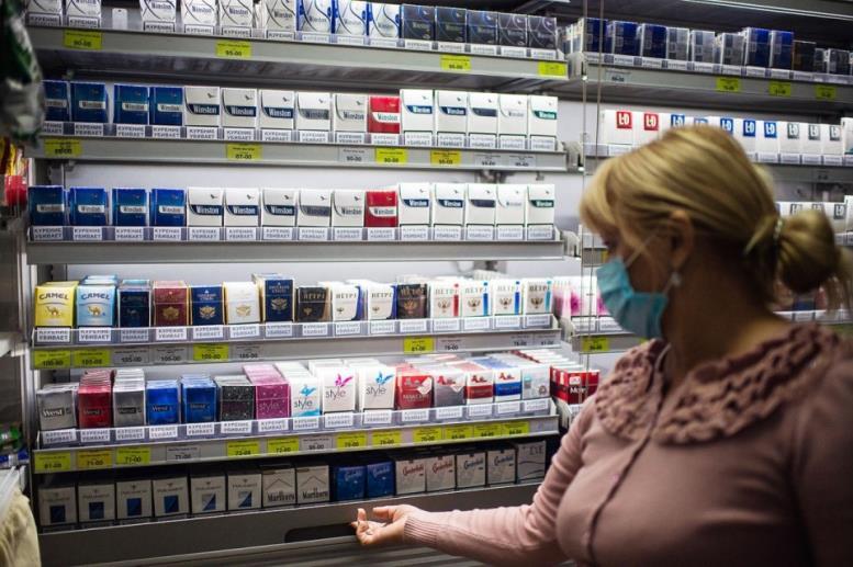 Как выбрать сигареты в России?