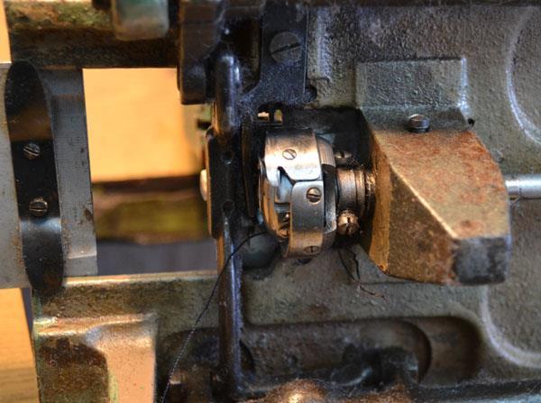 Ремонт промышленных швейных машин
