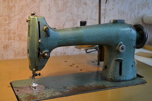 Внешний вид швейной машины 22 класса