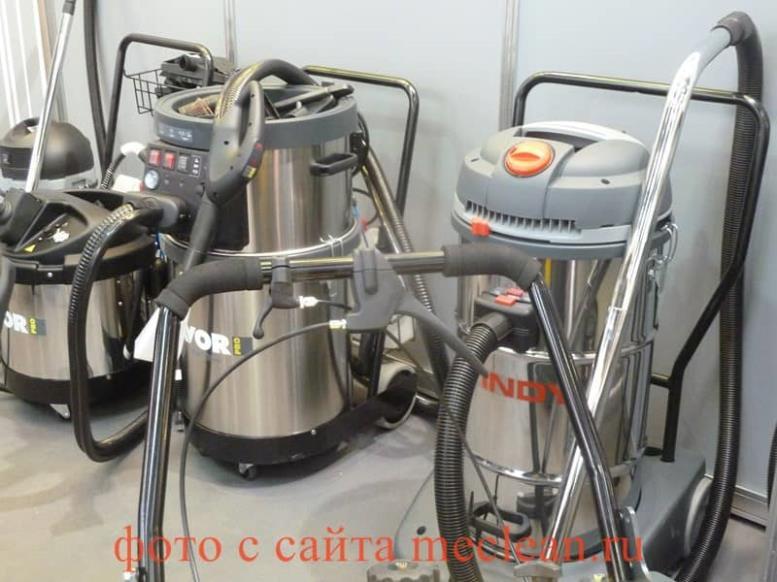 профессиональные пылесосы Lavor Pro для клининга