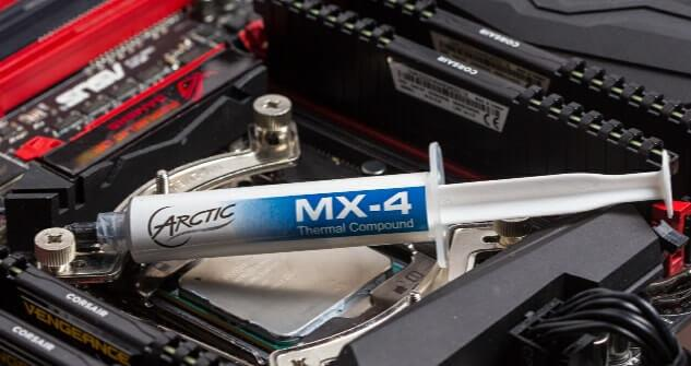 Термопаста mx-4